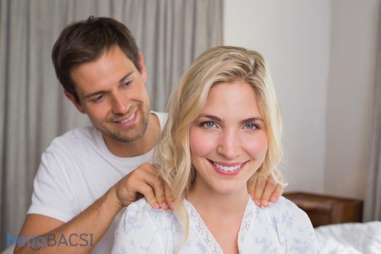 Các động tác massage sau sinh tại nhà nên được tiến hành như thế nào?