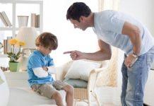 cha mẹ cần nghiêm khắc với trẻ