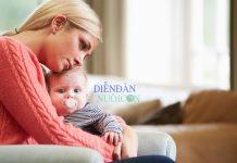 Những nguyên nhân khiến phụ nữ bị trầm cảm sau sinh