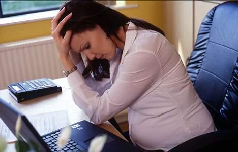 Dấu hiệu nhận biết bị tress trong quá trình mang thai