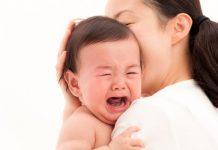 Trẻ khóc dạ đề
